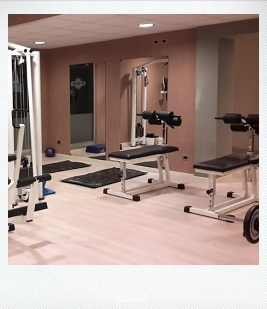 Sala attrezzi Fun Fitness