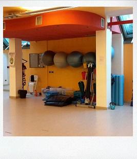 Sala corsi Fun Fitness